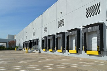 Gillingham Distribution Center Back View