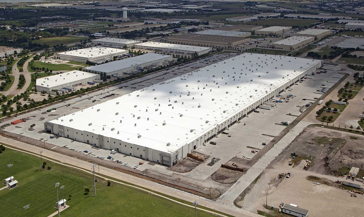Amazon Distribution Center 2
