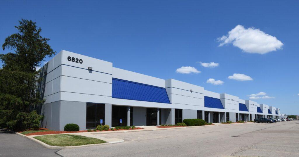FAIRFIELD BUSINESS CENTER – OHIO LIGHT PORTFOLIO