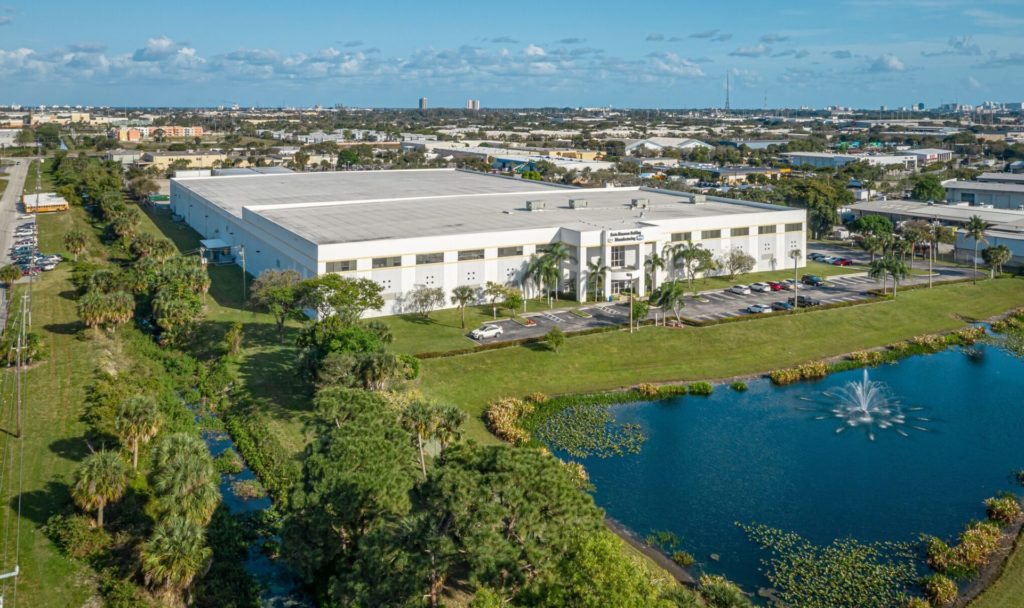 Dalfen Industrial Continues Acquisition Spree in West Palm Beach