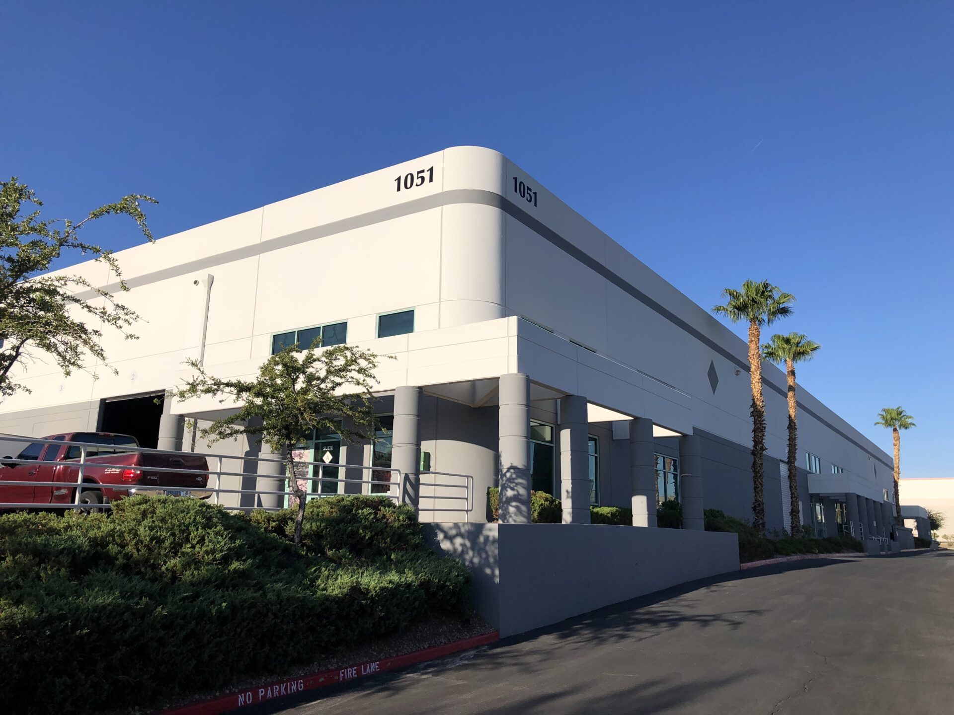 1051 MARY CREST RD. – HENDERSON DISTRIBUTION CENTER NORTH